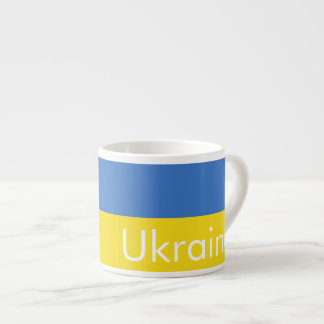 UKRAINE ESPRESSO CUP