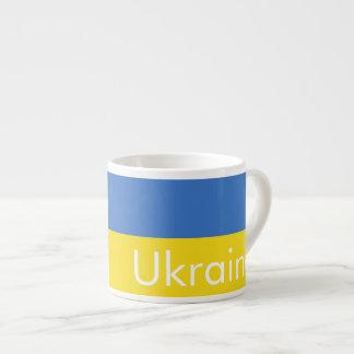 UKRAINE ESPRESSO MUG