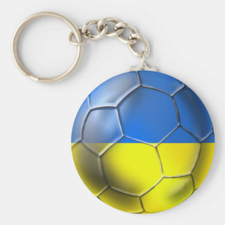 Ukraine Euro 2012 and Brazil 2014 World cup Soccer Key Ring