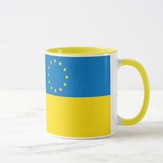 ukraine europe mug