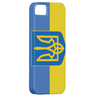 Ukraine Flag Case For The iPhone 5