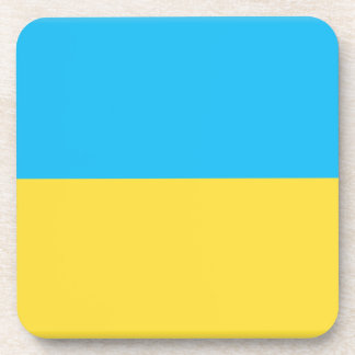 Ukraine Flag Coaster