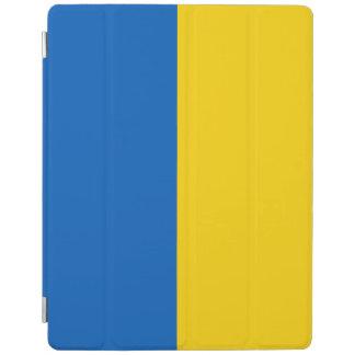 Ukraine Flag iPad Cover