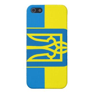 Ukraine Flag iPhone 5/5S Case