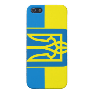 Ukraine Flag iPhone 5/5S Cover