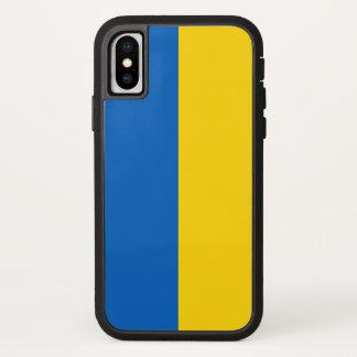 Ukraine Flag iPhone X Case