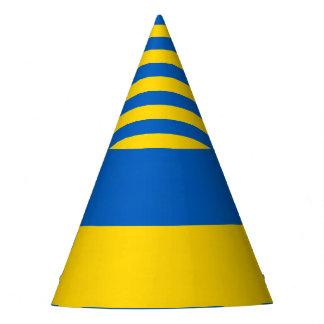 Ukraine Flag Party Hat