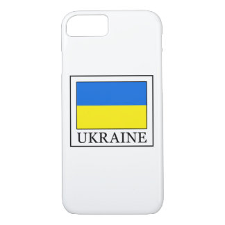 Ukraine iPhone 7 Case