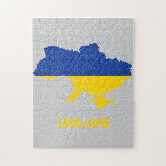 UKRAINE MAP PUZZLES