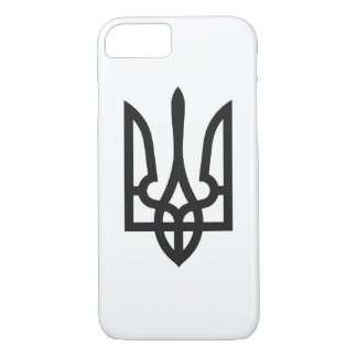 Ukraine national emblem country symbol flag iPhone 8/7 case