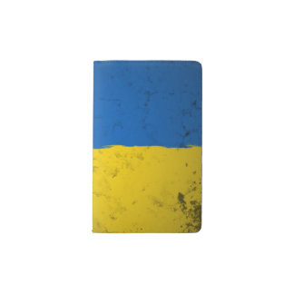 Ukraine Pocket Moleskine Notebook