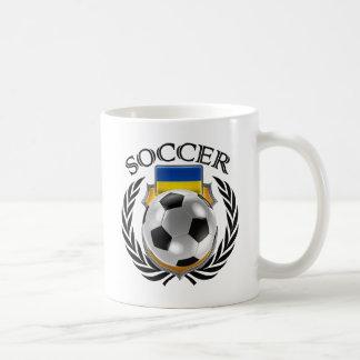 Ukraine Soccer 2016 Fan Gear Coffee Mug