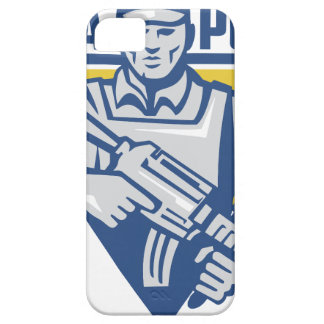 Ukrainian Army Junta Power Barely There iPhone 5 Case