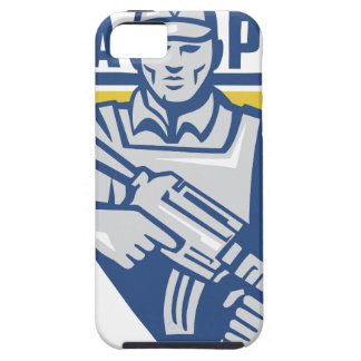 Ukrainian Army Junta Power iPhone 5 Cases