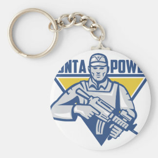 Ukrainian Army Junta Power Key Ring