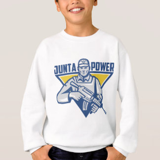 Ukrainian Army Junta Power Sweatshirt