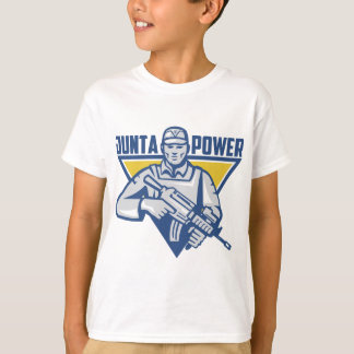 Ukrainian Army Junta Power T-Shirt