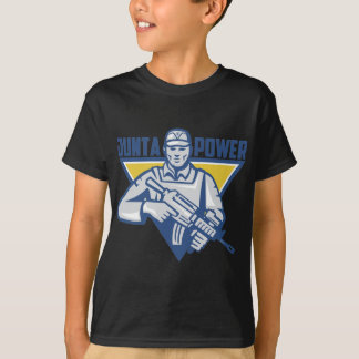Ukrainian Army Junta Power T-Shirt