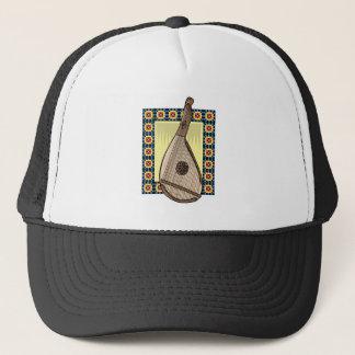 ukrainian bandura trucker hat