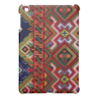 Ukrainian Cross Stitch Embroidery iPad Hard Case iPad Mini Case