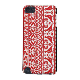 Ukrainian Embroidery Birds & Vines iPod Cas iPod Touch 5G Cover