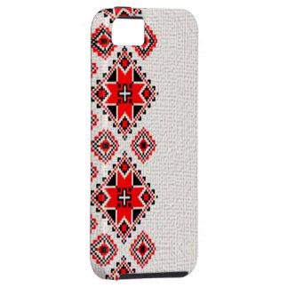 Ukrainian embroidery iPhone 5 cases