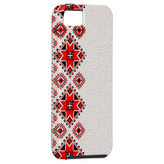 Ukrainian embroidery iPhone 5 cover