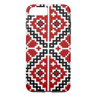 Ukrainian embroidery iPhone 8 plus/7 plus case