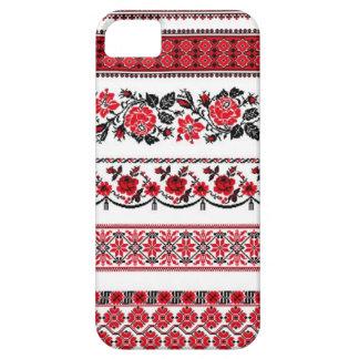 UKrainian ethnic pattern iPhone 5 Covers