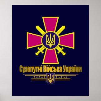 """Ukrainian Ground Forces"" Posters & Prints"