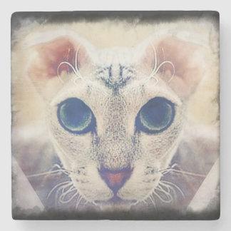 Ukrainian Levkoy Cat Coaster