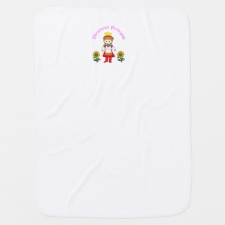 Ukrainian Princess Baby Blanket