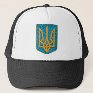 Ukrainian Tryzub Україна Trucker Hat