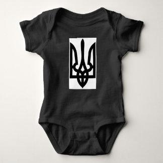 Ukrainian Tryzub Baby Bodysuit