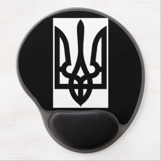 Ukrainian Tryzub Gel Mouse Pad