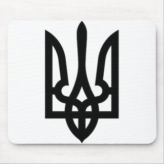 Ukrainian Tryzub Mouse Pad
