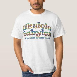 Ukulele Babylon Rainbow T-Shirt