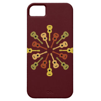 Ukulele custom iPhone case-mate