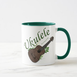 Ukulele-Its a way of life Mug