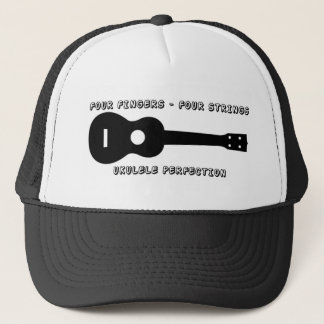 Ukulele Perfection Trucker Hat