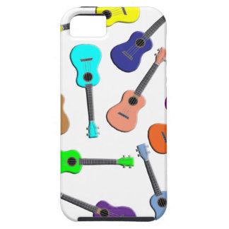 Ukulele Rainbow iPhone 5 Cover