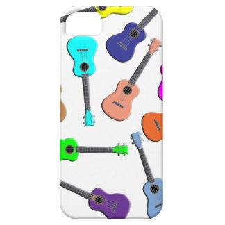 Ukulele Rainbow iPhone 5 Covers