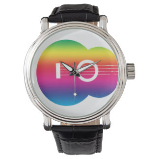Ukulele Rainbow Watch
