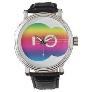Ukulele Rainbow Watch
