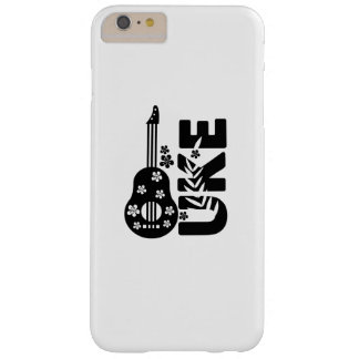 Ukulele Uke Music Lover Gift Funny Barely There iPhone 6 Plus Case