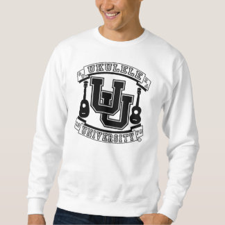 Ukulele University black Sweatshirt