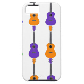 Ukuleles Tough iPhone 5 Case