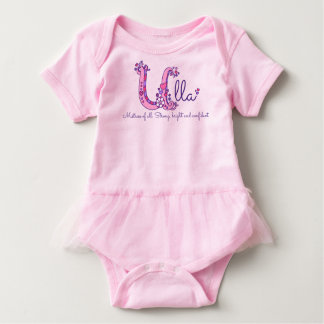 Ulla name and meaning baby girls clothing baby bodysuit
