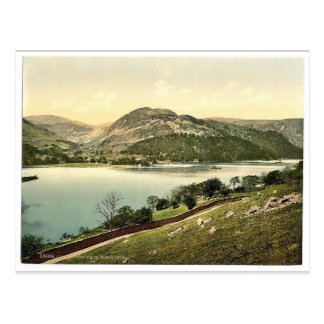 Ullswater, from Place Fell, Lake District, England Postcard
