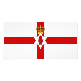 Ulster Banner Northern Ireland Flag Photo